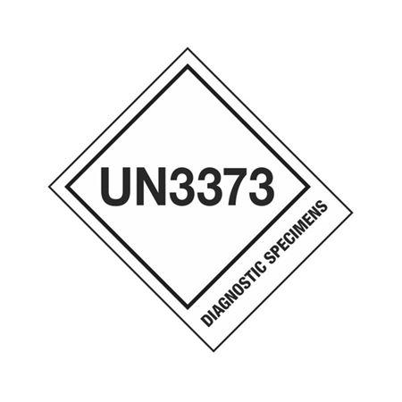 UN Shipping Labels - UN3373 Diagnostic Specimens