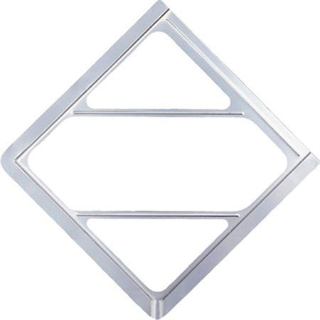 Backless Slidemaster - Anodized Aluminum
