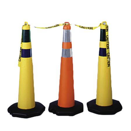 Stacker Cones - Orange Cone w/Collars 42 Inch