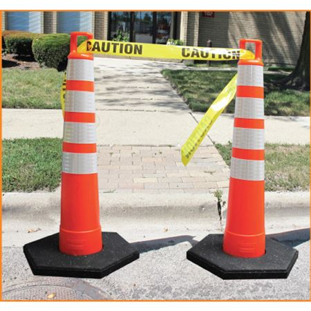 Stacker Cones - Plastic Fillable Base