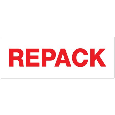 """Stock Shipping Tape - Repack 2"""" x 110 yds"""