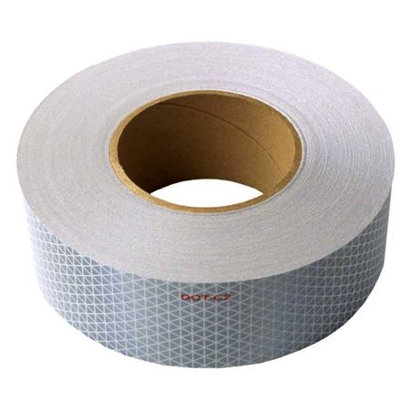 Conspicuity Tape - White Tape 150' Roll