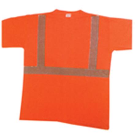 ANSI Performance T-Shirts - Orange -Extra Large