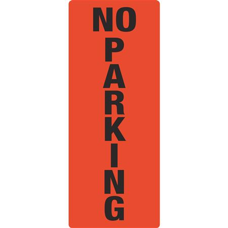 Portable Sign System - No Parking 12 x 30
