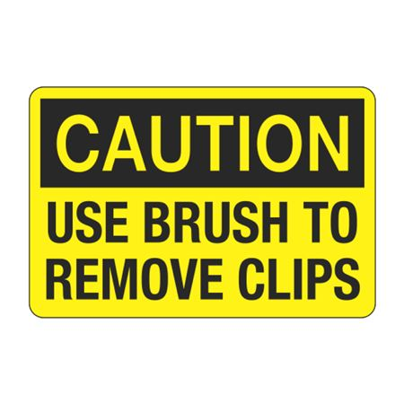 Use Brush to Remove Clips Decal