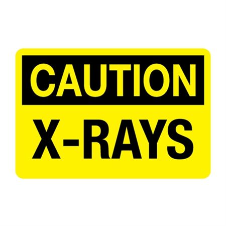 X-RAYS Decal