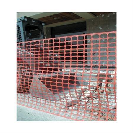 Warning Barrier Fences - Economy  4' x 100'
