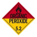 Class 5 - Organic Peroxide Worded - Revised - Poly Blend 10 3/4 x 10 3/4