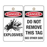 Danger Explosives (graphics)