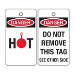 Danger Hot Tag (Graphic)