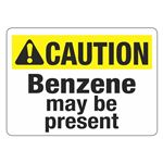 ANSI Benzene May Be Present