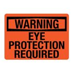 ANSI Eye Protection Required