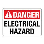 ANSI Electrical Hazard