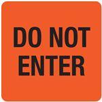 Interchangeable A Frame Sign - DO NOT ENTER