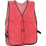 Economy Safety Vest - Orange