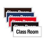 Engraved Door Sign - Class Room