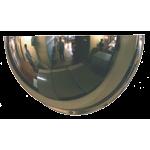 Diameter Convex Mirrors - Half Dome Style 18 x 18