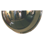Quarter Dome Mirrors - Half Dome Style 26 x 26