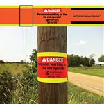 Custom Jumbo Pole Wrap - 10 x 50