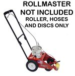 NewStripe Rollmaster 1000 - Roller, Hoses and Discs