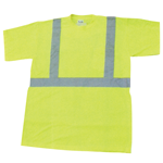 ANSI Performance T-Shirts - Lime - Extra Large