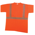 ANSI Performance T-Shirts - Orange -Extra Large