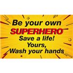 Be Your Own Superhero Decal