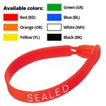 Custom Plastic Car and Truck Seals 100Pk